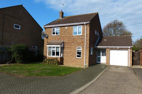 4 bedroom detached house for sale - Brackenwood, Orton Wistow, Peterborough PE2