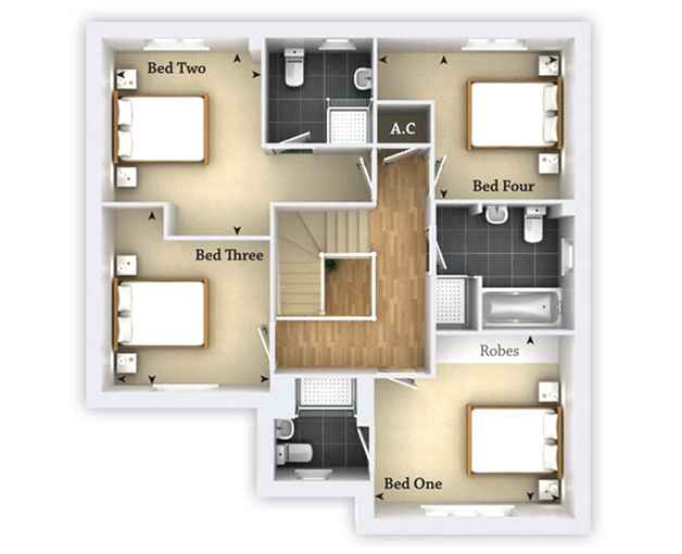 Floorplan 2 of 2: Floorplan F/F