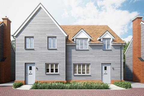 2 bedroom semi-detached house for sale - Plot 40, Woodland Rise, London Road, Great Chesterford