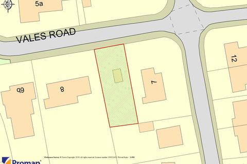Plot for sale - Swains Road, Budleigh Salterton, Devon