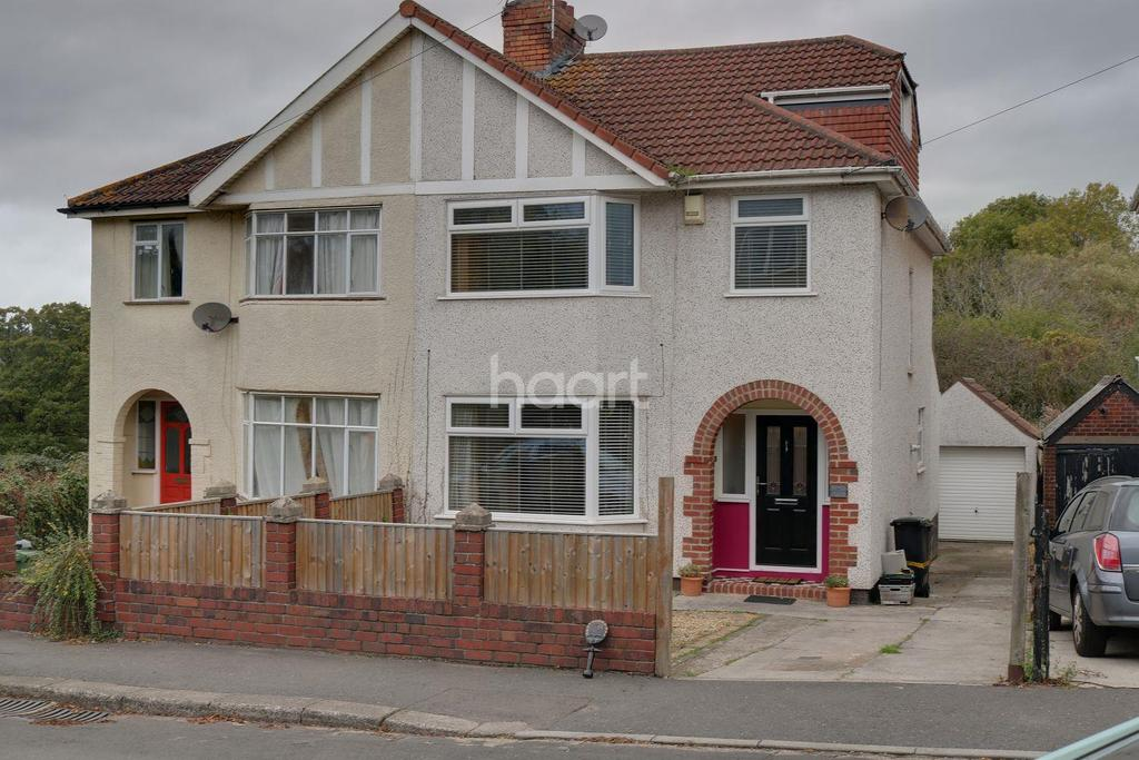 4 Bedrooms Semi Detached House for sale in Everest Road, Thingwall Park Area