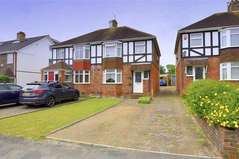 3 bedroom semi-detached house for sale - Vale Avenue, Patcham, Brighton, BN1
