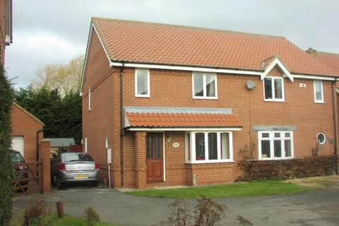 3 bedroom semi-detached house to rent - Mill Lane, Croxton Kerrial, Grantham NG32