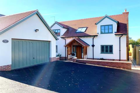 4 bedroom detached house for sale - Yelland Road, Fremington