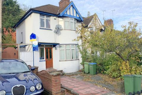 3 bedroom end of terrace house for sale - Donaldson Road, Shooters Hill, London, SE18 3JZ