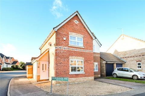 3 bedroom detached house for sale - Desborough Way, Dussindale, Norwich, Norfolk, NR7