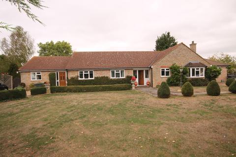 3 bedroom detached bungalow for sale - Shrubbery Lane, Bedford, MK44