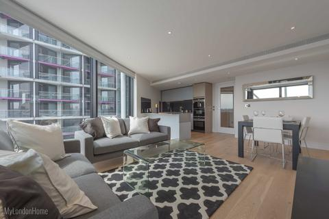 2 bedroom flat to rent - Four Riverlight Quay, Nine Elms, Vauxhall, London, SW8