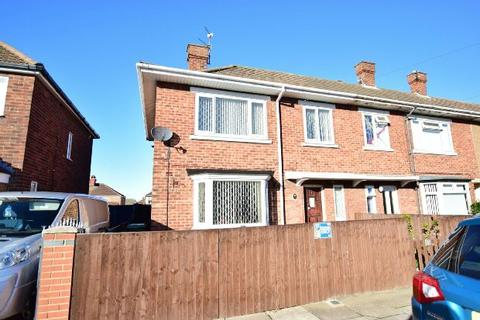 3 bedroom end of terrace house for sale - Normandy Road, Cleethorpes