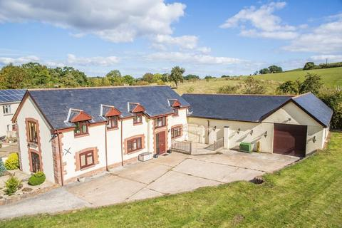 4 bedroom detached house for sale - Orchard View, Gunstone