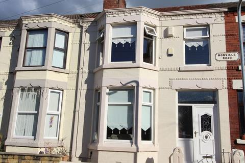 3 bedroom terraced house for sale - Monville Road, Liverpool