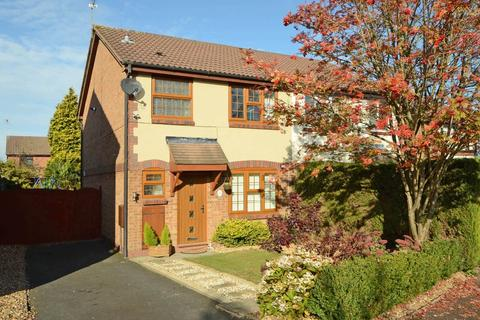 3 bedroom semi-detached house for sale - Swallow Close, Meir Park, ST3 7FN