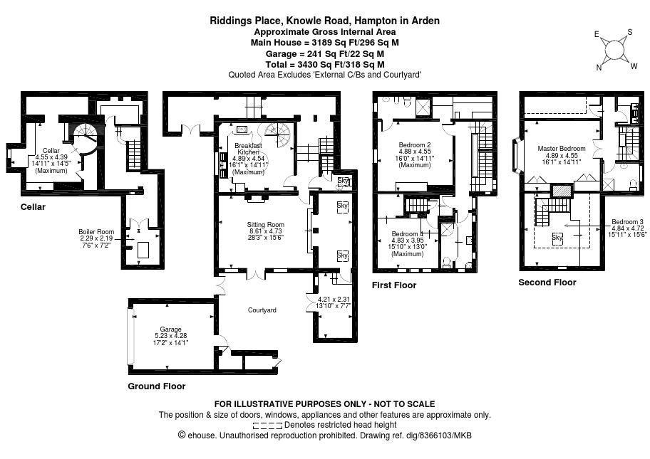 Floorplan: Floorplan  Riddings Place.png