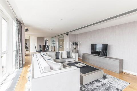 3 bedroom penthouse for sale - Westferry Road, Canary Wharf, London