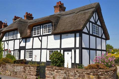 2 bedroom end of terrace house for sale - Black & White Cottages, High Street, Farndon