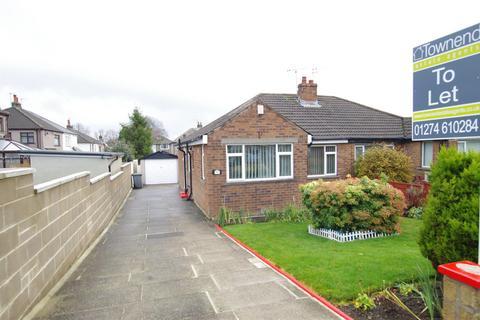2 bedroom semi-detached bungalow to rent - Farlea Drive, Eccleshill, BD2