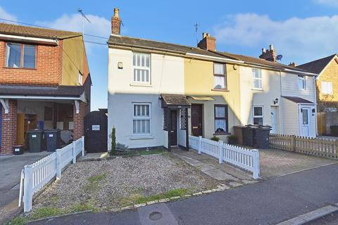 2 bedroom end of terrace house for sale - Cudworth Road, Willesborough, Ashford