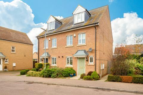 3 bedroom townhouse to rent - Headlands, Fenstanton