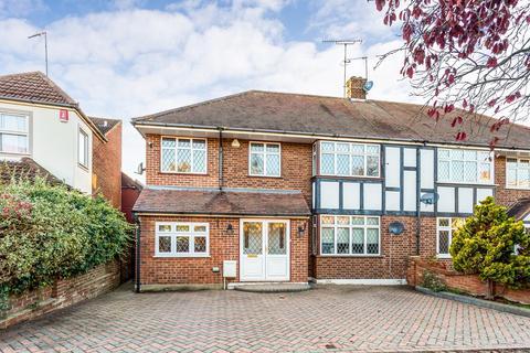 5 Bedroom Semi Detached House For Sale Lyndhurst Rise Chigwell Ig7