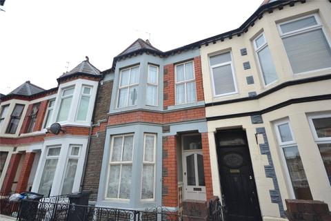 3 bedroom terraced house for sale - Inverness Place, Roath, Cardiff, CF24