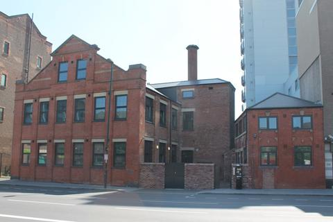 Studio to rent - 106 Lower Parliament Street Flat 16, Byron Works, NOTTINGHAM NG1 1EH