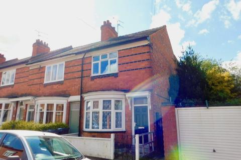 4 bedroom terraced house to rent - Adderley Road, Leicester LE2 1WA
