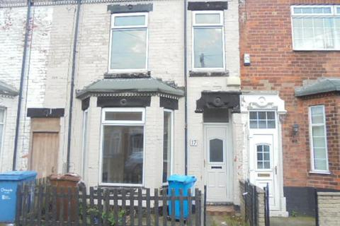 3 bedroom terraced house for sale - Devon Street, Hull, East Riding of Yorkshire, HU4 6PL