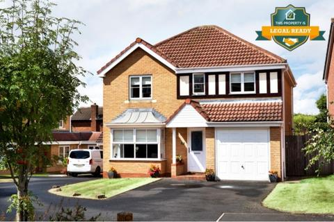 4 bedroom detached house for sale - Wyndley Close, Four Oaks, Sutton Coldfield