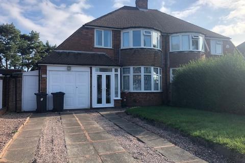 3 bedroom semi-detached house to rent - Halton Road, Boldmere