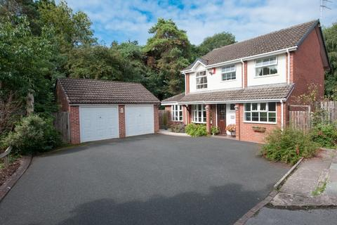 4 bedroom detached house for sale - Roundhill Close, Sutton Coldfield