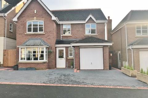 4 bedroom detached house for sale - Regents Way, Sutton Coldfield