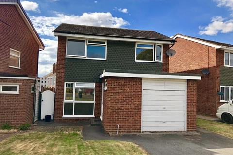 3 bedroom detached house for sale - West Drive, Bonehill, Tamworth