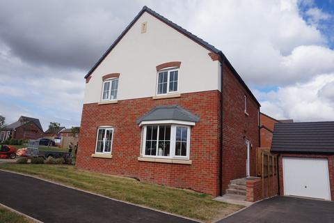 4 bedroom detached house for sale - Barley Fields, Ashby Road, Tamworth