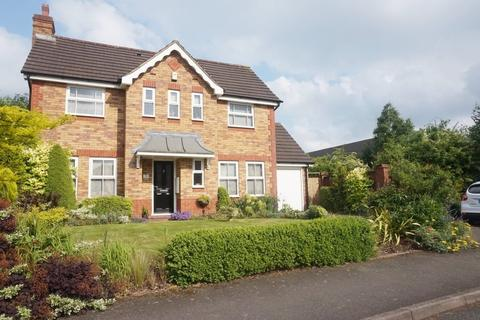 4 bedroom detached house for sale - Chater Drive, Walmley, Sutton Coldfield