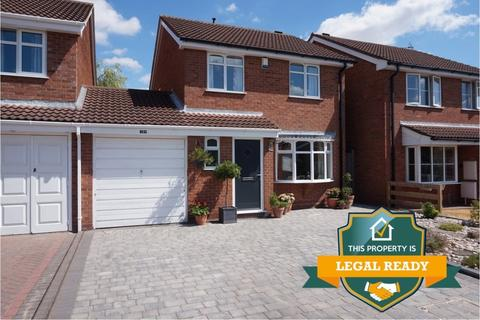 3 bedroom link detached house for sale - Calder Drive, Walmley, Sutton Coldfield