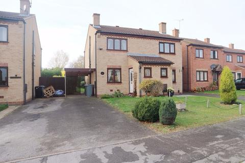 2 bedroom semi-detached house to rent - Blackburn Close, Grantham NG31