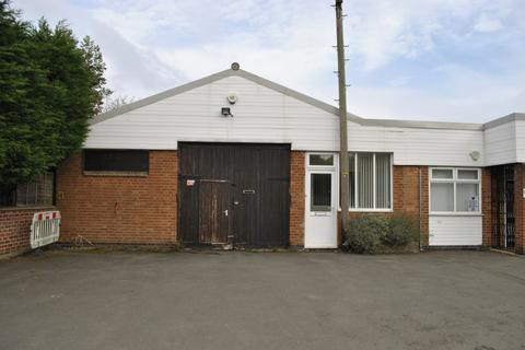 Industrial unit to rent - Mill Lane, Blaby, LE8