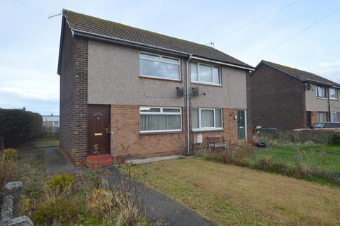 2 bedroom semi-detached house for sale - Grove Gardens South, Tweedmouth, Berwick upon Tweed, Northumberland