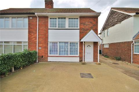 3 bedroom semi-detached house to rent - St. Annes Avenue, Stanwell, Staines-upon-Thames, Surrey, TW19