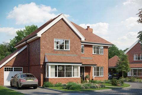 4 bedroom detached house for sale - Bucks Horn Oak, Farnham, Hampshire