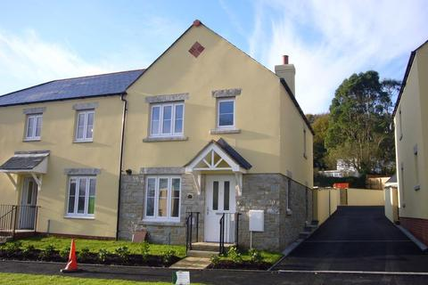 3 bedroom semi-detached house to rent - Bay View Road, Duporth, St Austell, Cornwall