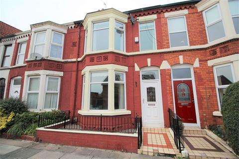 3 bedroom terraced house for sale - Annesley Road, Aigburth, LIVERPOOL, Merseyside
