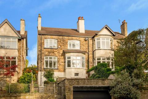 4 bedroom semi-detached house for sale - 4 Oakbrook Road, Ranmoor, Sheffield, S10 7EA.