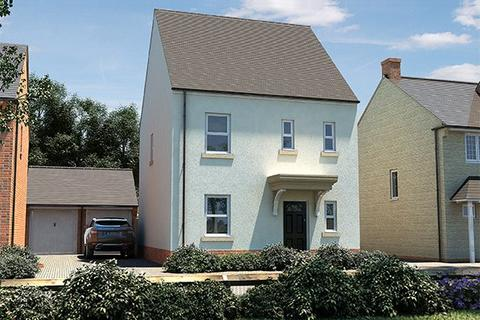 3 bedroom detached house for sale - The Dart, Seabrook Orchards, Off Topsham Road, Exeter, EX2