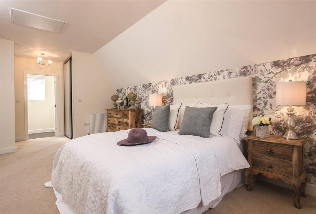 Holnicote Bedroom