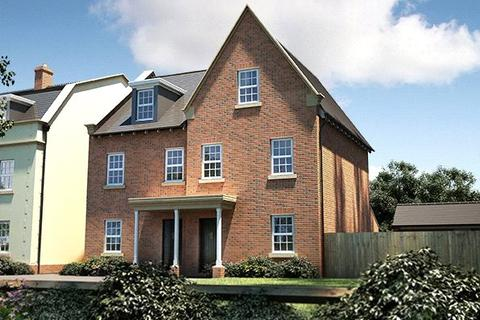 3 bedroom end of terrace house for sale - Seabrook Orchards, Off Topsham Road, Exeter, EX2