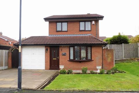 3 bedroom detached house for sale - Moat Farm Way, Pelsall, Walsall.