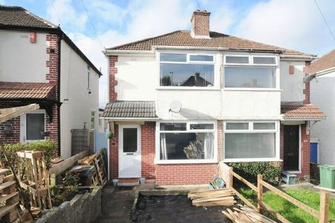 2 bedroom semi-detached house for sale - Ferrers Road, Plymouth. A 2 bedroom property with a generous rear garden.