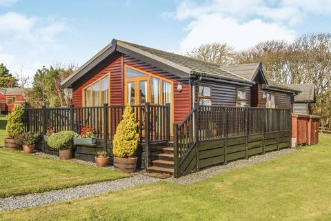 3 bedroom lodge for sale - John Fowler Holiday Park , Looe