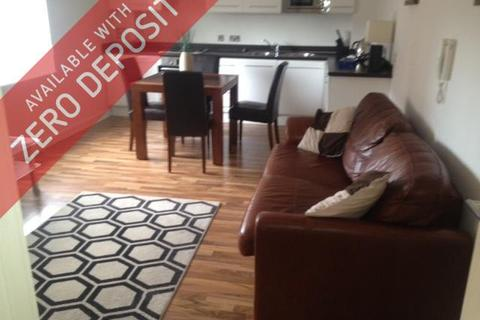1 bedroom property to rent - The Quadrangl, Lower Ormond Street, Manchester